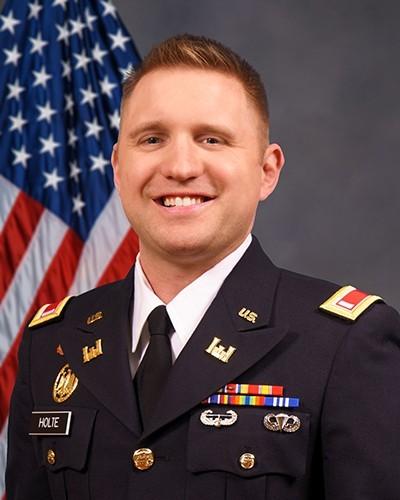 1st Lt. Cody Holte