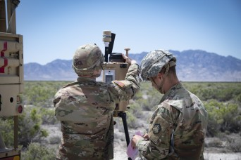 Soldiers, Marines test new chemical, biological systems at Dugway