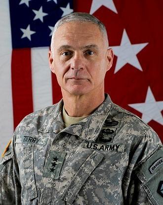 Lt. Gen. (Ret.) James Terry