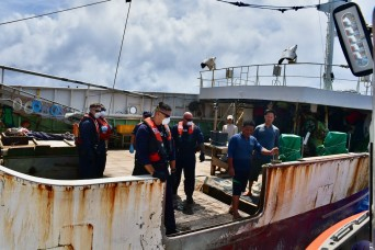 Illegal, Unreported and Unregulated Fishing in the Pacific
