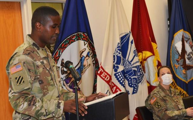 Fort Lee MEPS Assumption of Command