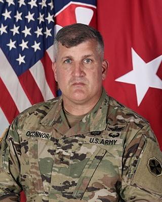Brigadier General Tom O'Connor