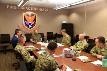1st Space Brigade to train Marines