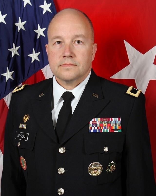Brigadier General David C. Trybula