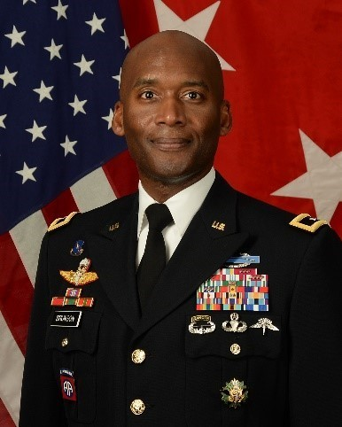 Maj. Gen. Xavier T. Brunson