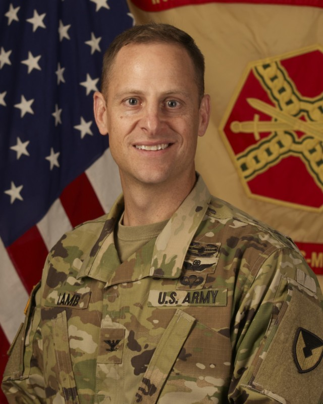 Col. Phil Lamb