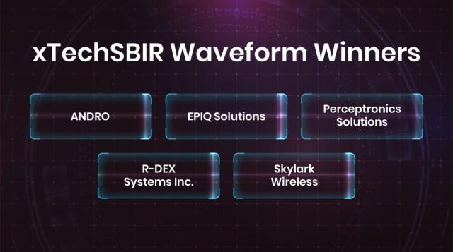 xTech SBIR Waveform Challenge