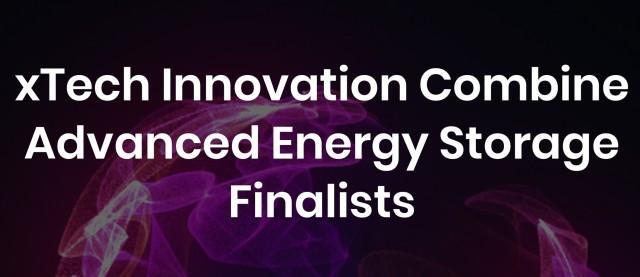 xTech Innovation Combine Advanced Energy Storage Challenge