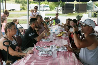 Thousands flock to Fort Sill Military Appreciation Day