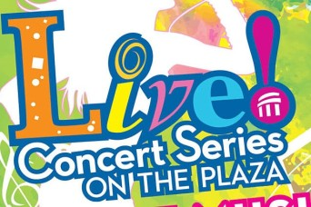 U.S. Army Band to Perform at Live! Concert Series on the Plaza
