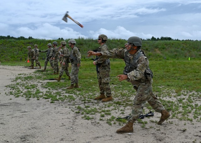 NHNG practices combat marksmanship in annual competition