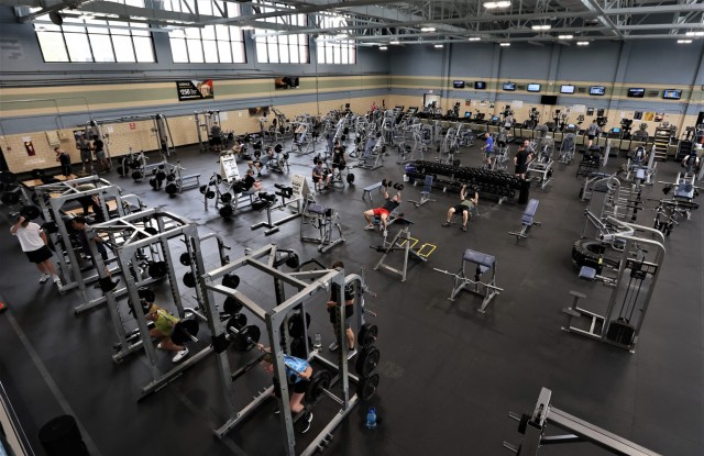Fort Knox athletic facilities now have even fewer COVID restrictions in place, although facility managers warn that those who have not been vaccinated still need to wear a mask.