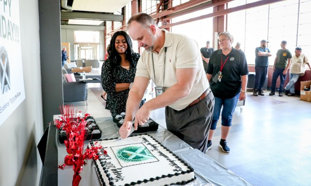 Watervliet Arsenal celebrates 208 years of service, support