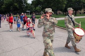 Fort Sill Soldier develops rewarding career as a flutist