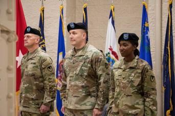 Bennett assumes RIA-JMTC command