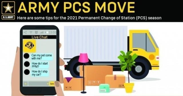 Army PCS Move