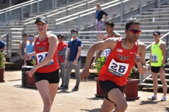 Soldier-Olympians share training experiences as Tokyo awaits