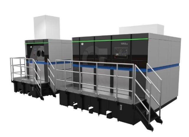 Figure 5. Concept Laser M Line Factory