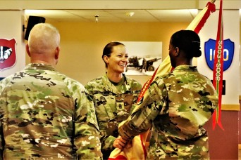 Fort McCoy Garrison welcomes new CSM during ceremony
