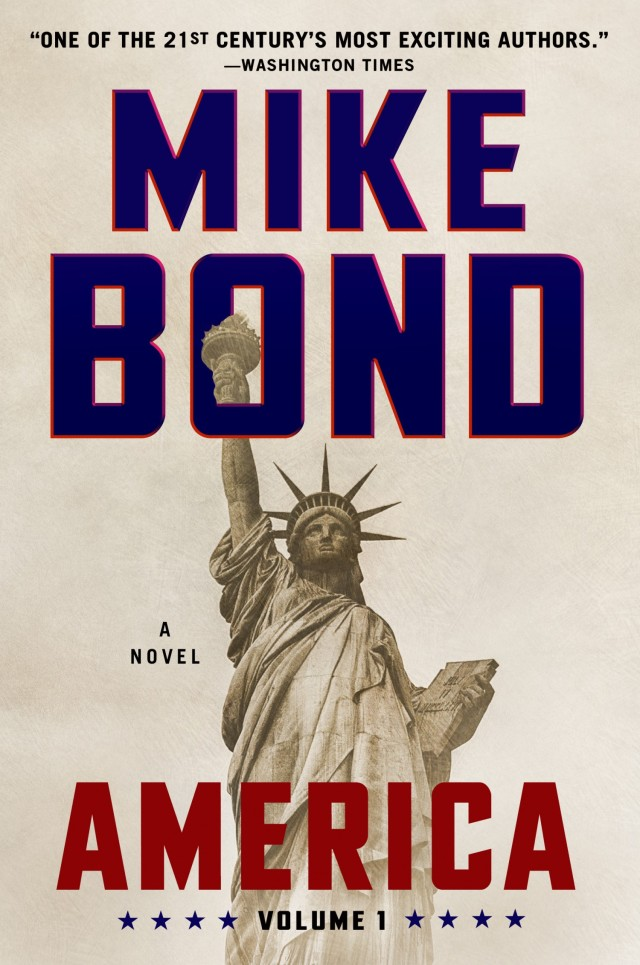 Author Mike Bond to discuss latest historical fiction novel at Barr virtual event Aug. 5