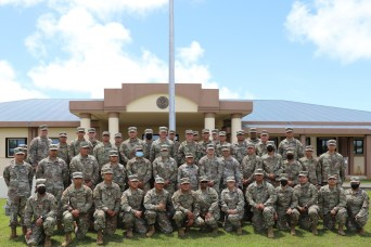 9th MSC hosts Lt. Gen. Jody J. Daniels' visit to the Pacific Islands