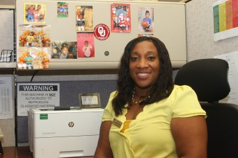 School liaison officer ready to assist Fort Sill families