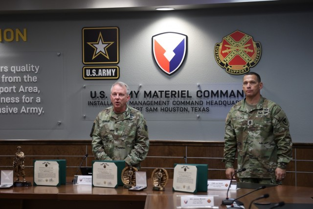 Victorious Soldiers represent IMCOM at Best Warrior Competition