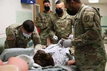 Training combat medics beyond the 'Golden Hour'