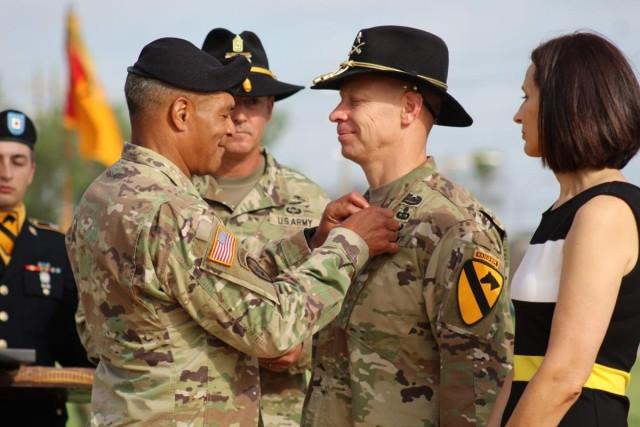 Pinning the Legion of Merit