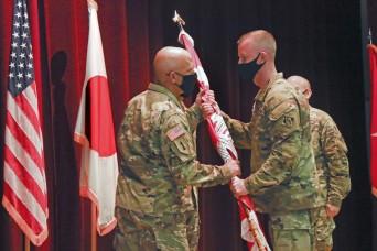 Japan Engineer District Welcomes New Commander