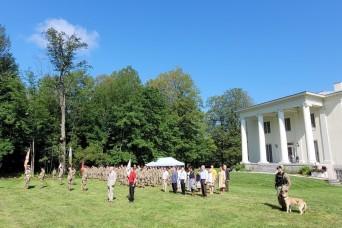Fort Drum community welcomes new garrison commander