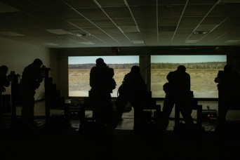 Leveling up, 9th Regiment, Advanced Camp Engagement Skills Training