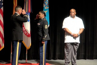 Fort Report: Five Soldiers retire from active duty