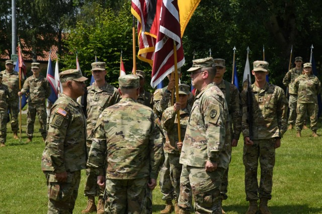 Departing MEDDAC Bavaria commander offers gratitude and thanks