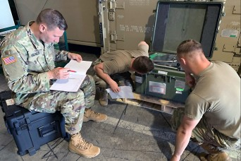 Army medical logisticians modernize units in Japan to support multiple missions
