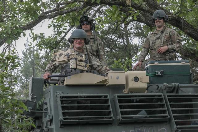 South Dakota National Guard trains in Minnesota