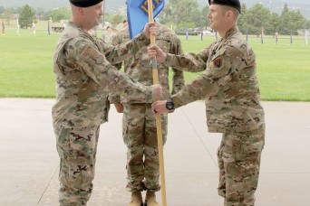 13ASOS welcomes new command