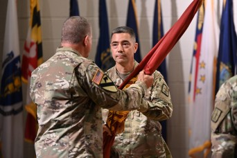 Col. Crist takes charge of Transportation Corps