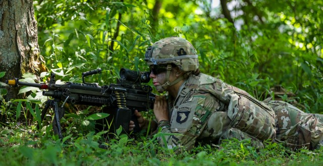 Bastogne Engineer Battalion Conducts Division's Fourth EDRE