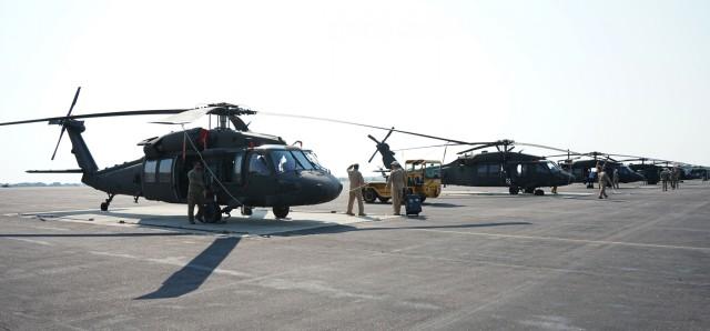 EAATS receives new Black Hawk variant