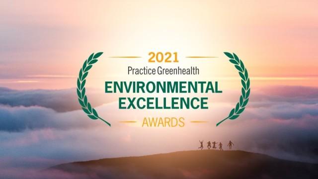 2021 Practice Greenhealth Environmental Excellence Award