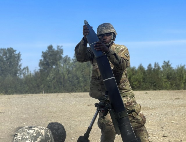 Alaska Army National Guard sharpen skills at annual training