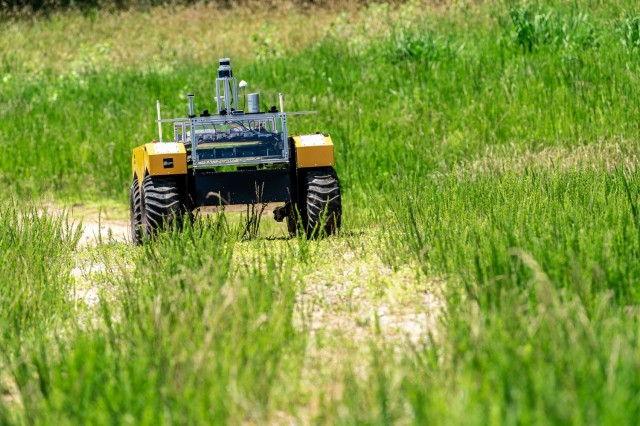 Army researchers develop ground-breaking technology that will enhance how Soldiers and robots communicate and carry out tasks in tactical environments.