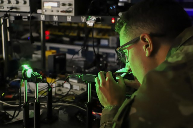 Cadets at the C5ISR Center were assigned a project to work on that aligned with their academic degree, allowing them to see how concepts they learned at school can be applied to real-world situations and technologies.