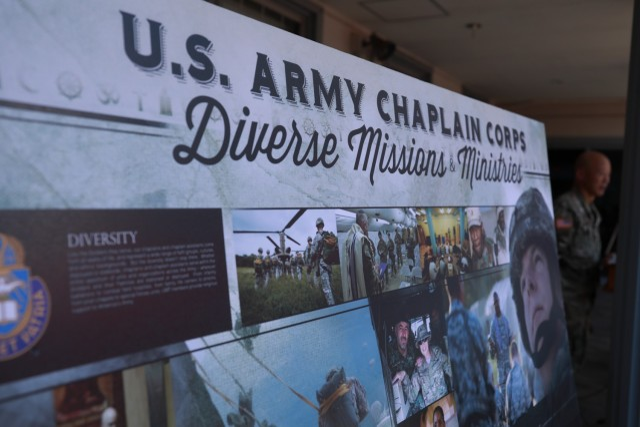 Camp Zama celebrates 246th anniversary of Army Chaplain Corps