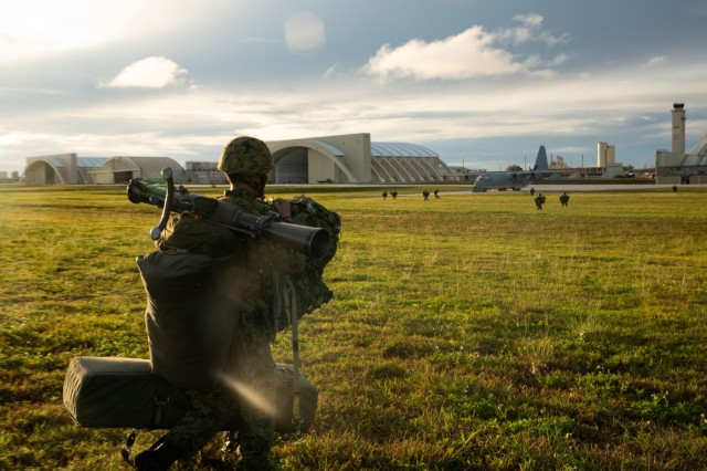 Defender Pacific 21: 1st SFG (A) Green Berets, JGSDF conduct bilateral operations in Guam