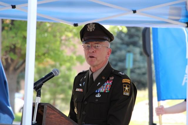 Ceremony to Honor Chaplain (Capt.) Dale Goetz