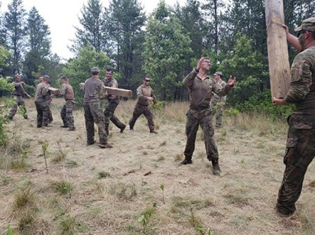 Wisconsin National Guard branches out for annual training