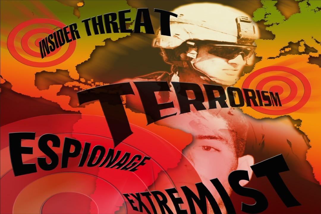 iSalute: Report Suspicious Activity