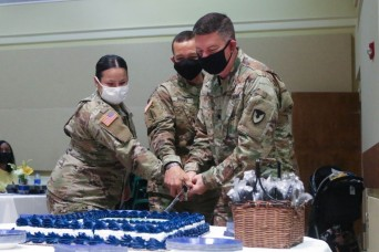 Fort Stewart and 3rd Infantry Division Celebrate Chaplain Corps' 246th Birthday